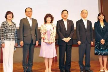 片山大臣を囲むプラットフォーム役員