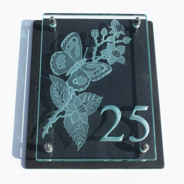 Bespoke House Number Plaques 02