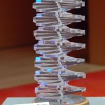 rolls-royce-learning-and-development-award-norwegian-graduate-acrylic-steel-sculpture