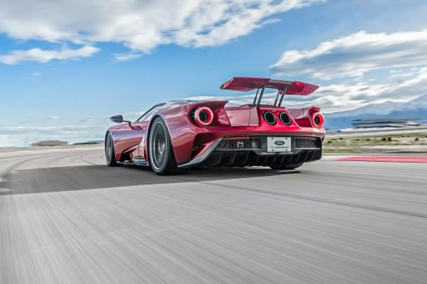 2019 Ford GT American Muscle Car