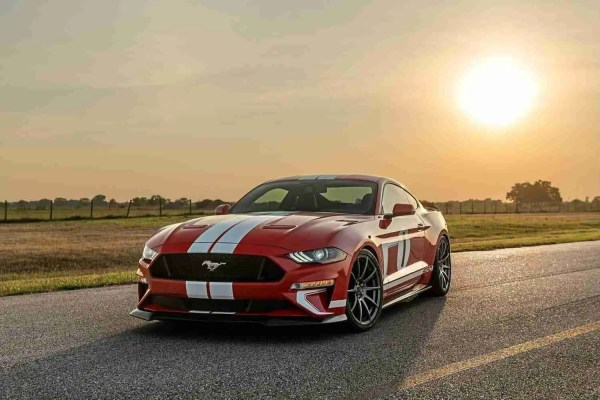 808-HP Mustang Hennessey American Beast Car