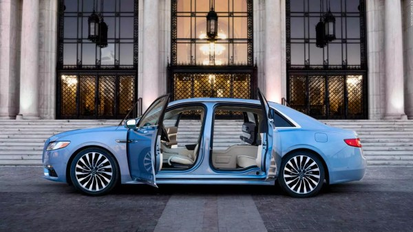 2019 Lincoln Continental American Rides Car