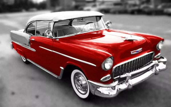 1955 chevy bel air price