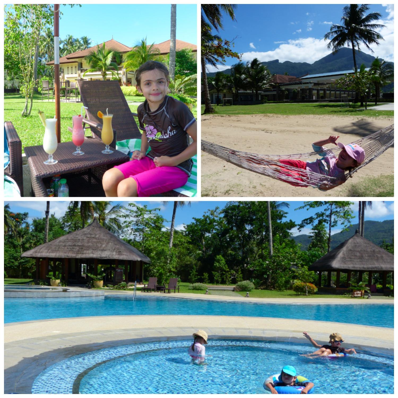 Review Of Sheridan Beach Resort And Spa In Palawan