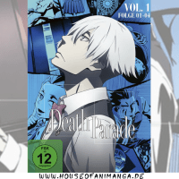 Anime Review: Death Parade Volume 1