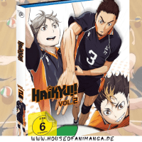 Anime Review: Haikyu!! Volume 2