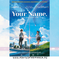 Anime Movie Review: Your Name.