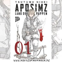 Manga Review: Aposimz Band 1