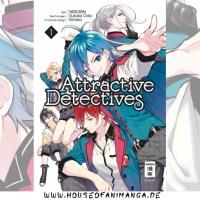 Manga Review: Attractive Detectives Band 1