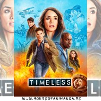 Serien Review: Timeless Staffel 1
