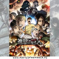 Anime Review: Attack on Titan Staffel 2
