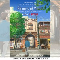 Anime Movie Review: Flavors of Youth