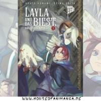 Manga Review: Layla und das Biest, das sterben möchte Band 1