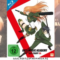 Anime Review: Anti-Magic Academy Test-Trupp 35