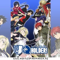 Anime Review: UQ Holder!
