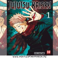 Manga Review: Jujutsu Kaisen Band 1