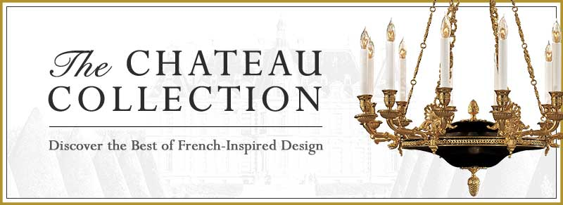 French Inspired Lighting Collection  Vintage French Style