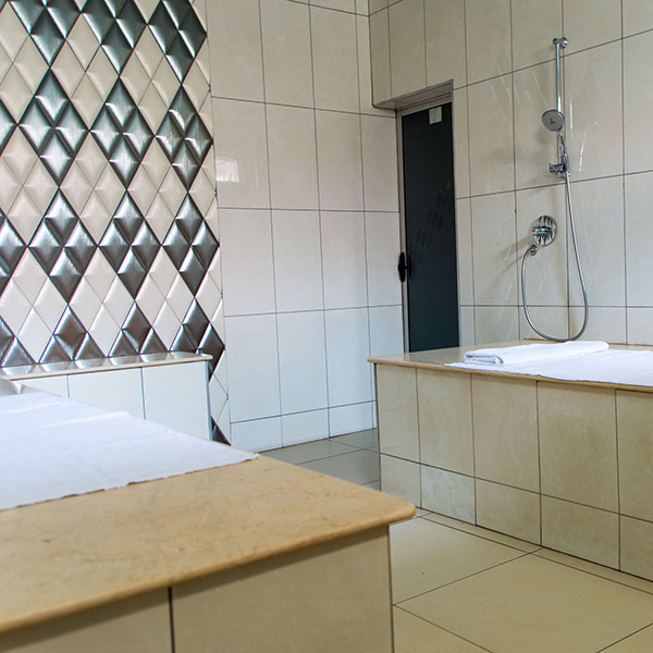 hammam spa bath at House of Asante Spa Polokwane