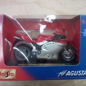 MODELLINO MOTO MV AGUSTA F4 750