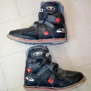 STIVALI MOTO OFF ROAD SLAMMER BOOT TG 47