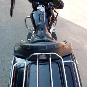 Harley-Davidson Touring Electra Glide Ultra Classic – 2000