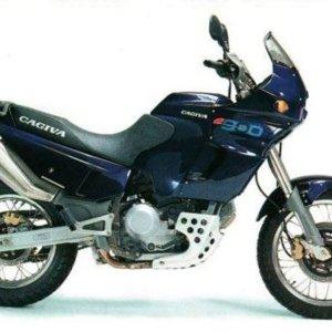 CAGIVA ELEFANT 750/900 ricambi vari