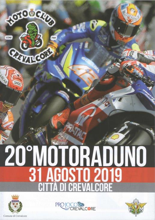 20°MOTORADUNO MOTOCLUB CREVALCORE