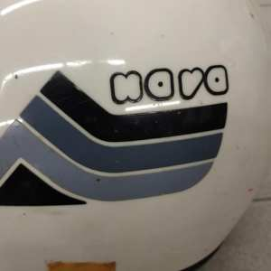 "CASCO  ""NAVA"" VINTAGE STYLE anni 80"