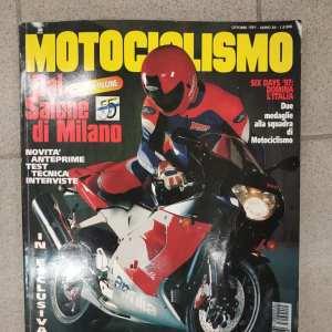 MOTOCICLISMO N.10 mese Ottobre  ANNO 1997