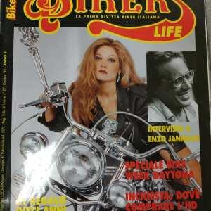 """RIVISTA MOTO """" BIKERS LIFE """" n.5 Maggio 1996"""