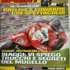 MOTOSPRINT Giugno 2002