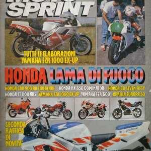MOTO SPRINT n.42 anno 1991