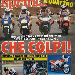 MOTO SPRINT n.26 anno 1987