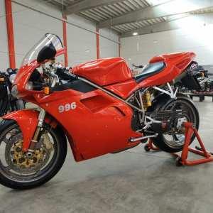 DUCATI 996 Biposto