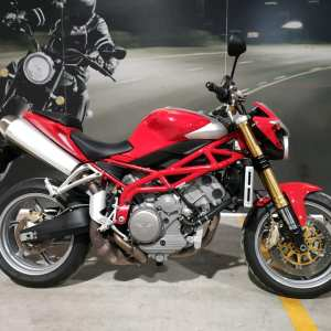 Moto Morini Corsaro 1200 – VENDUTA