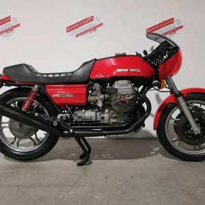 Moto Guzzi 850 LE MANS – 1976