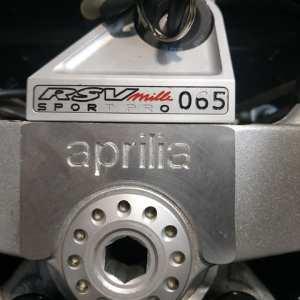 APRILIA RSV mille SP n.65/150