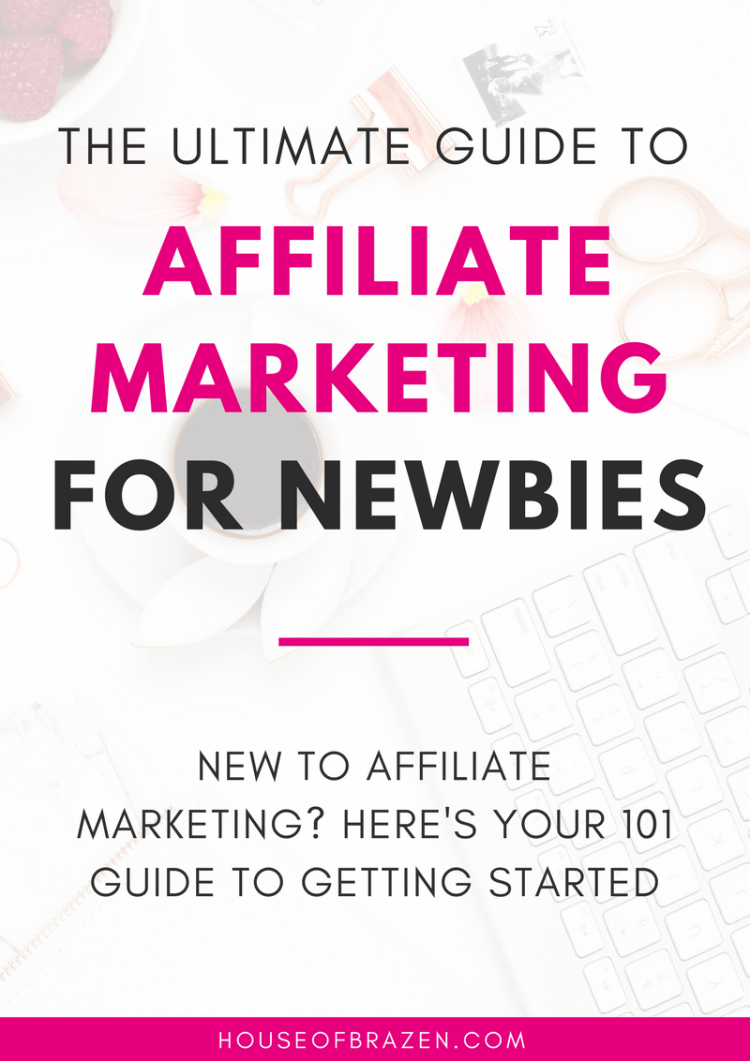 The Ultimate Beginners Guide to Affiliate Marketing