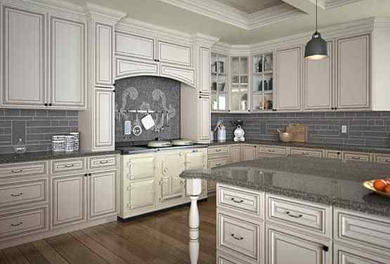 What Are The Cabinet Paint Colors?
