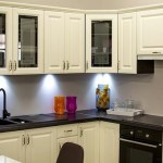 7 Ways to Create a Comfortable Kitchen with White Cabinets & Wooden Materials