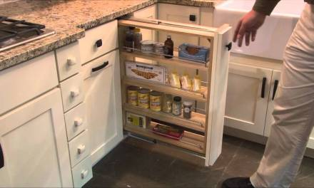 Special Features for Kitchen Cabinets