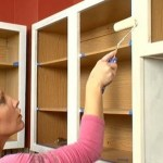 How to Paint Kitchen Cabinets – DIY Network