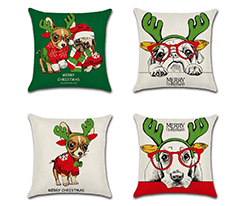 chihuahua-dog-christmas-pillow-covers