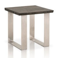 Contemporary End Tables Living Room. amazon com baxton ...