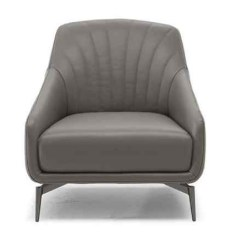 Leather Chair Modern Swivel Floor Protector Accent Chairs Archives House Of Denmark C014