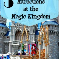 5 Must Do Attractions at Magic Kingdom