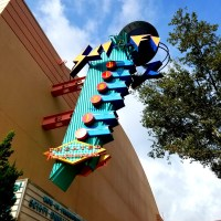 Sci-Fi Dine In Theater at Walt Disney World Dining Review