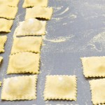 Ravioli - they were yummy!
