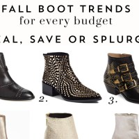 HOUSE FAVORITES: FALL BOOT TRENDS FOR EVERY BUDGET