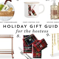 Gift Guide: The Ultimate Hostess